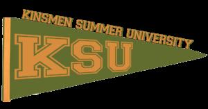 KSU pennant transparent