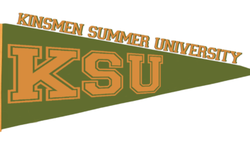 KSU pennant transparent