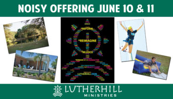Lutherhill Noisy Offering calendar event