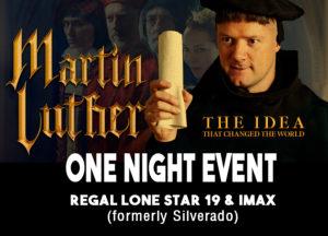 Martin Luther Calendar Event